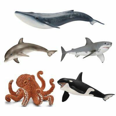 Schleich Schleich $5.00  (Marine Life)