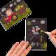 OOLY Scratch & Scribble Mini Kit - Farm Animals (6+)