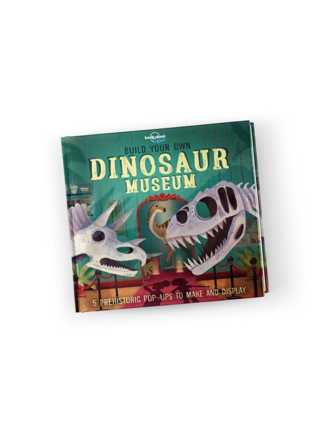 Build Your Own Dinosaur Museum 5+
