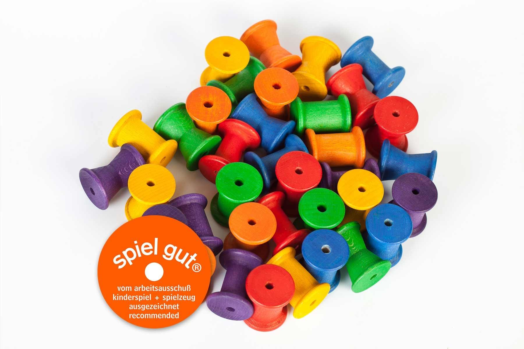36 Spools 3+