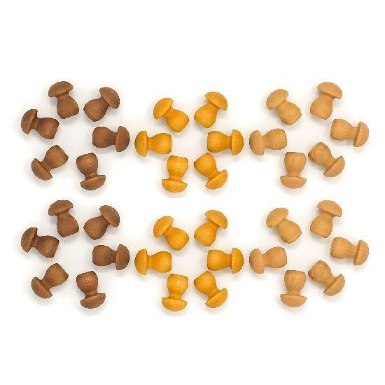 Grapat Grapat Mandala Wood sets (assorted) 3+
