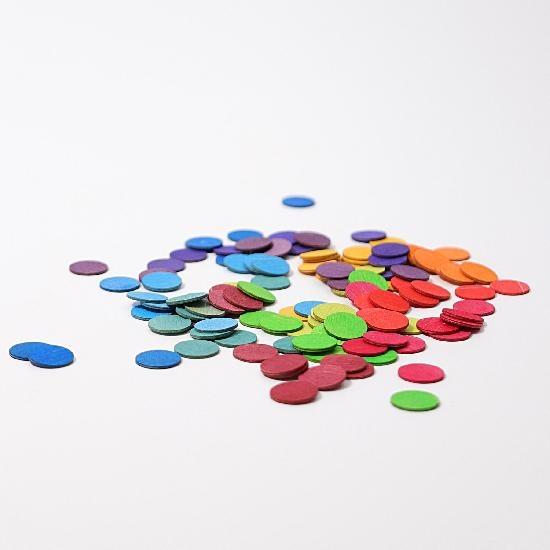 Grimm's Confetti Dots 3+