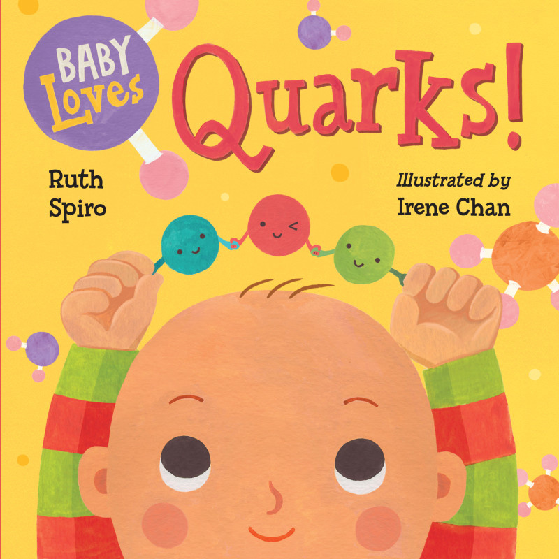 Baby Loves... by Ruth Spiro  (3+)