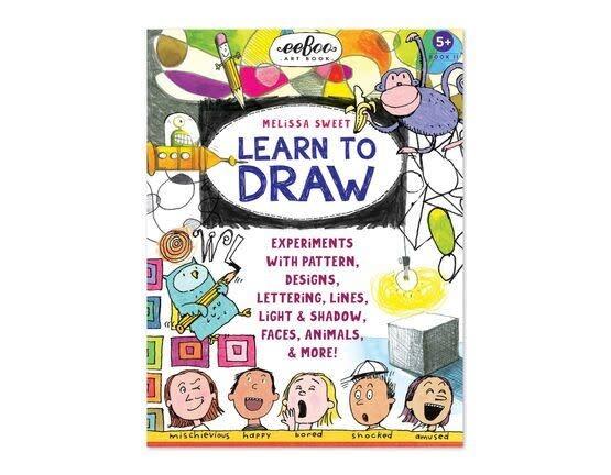 eeboo Learn to Draw by Melissa Sweet (5+)