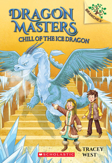 Dragon Masters series by Tracey West (ages 6-8)