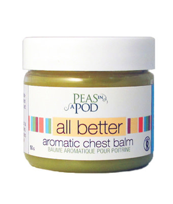 All Things Jill All Better Aromatic Chest Balm (50g)