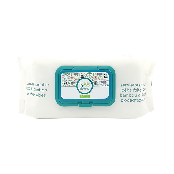 Baby Boo Bamboo Baby Boo Bamboo wipes (80-pack)