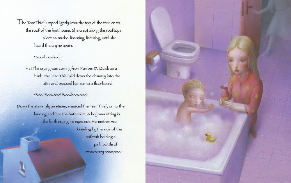 Barefoot Books The Tear Thief by Carol Ann Duffy (ages 4-9)
