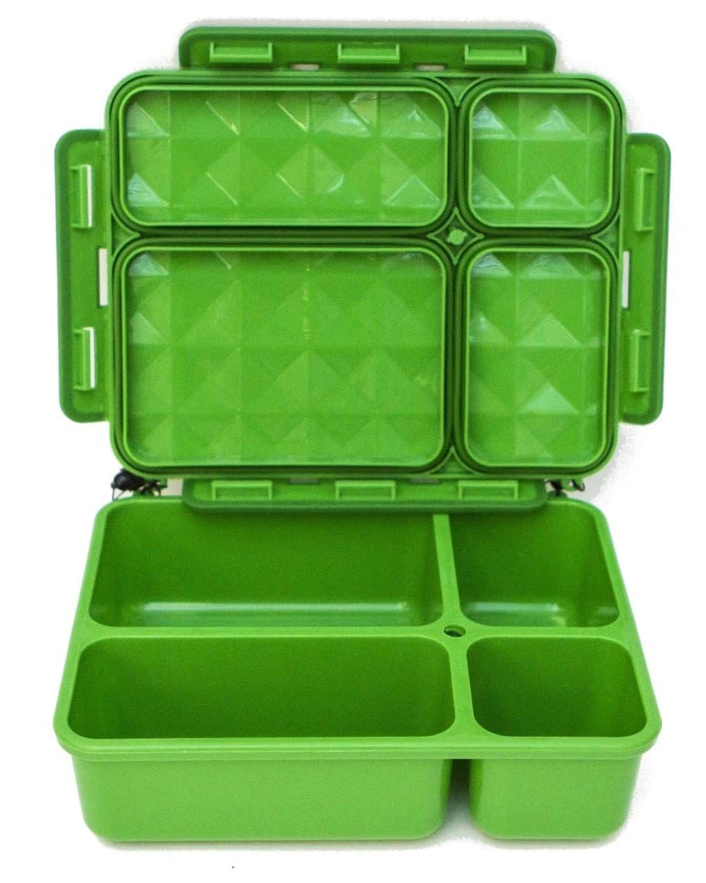 Go Green Go Green Lunch Box