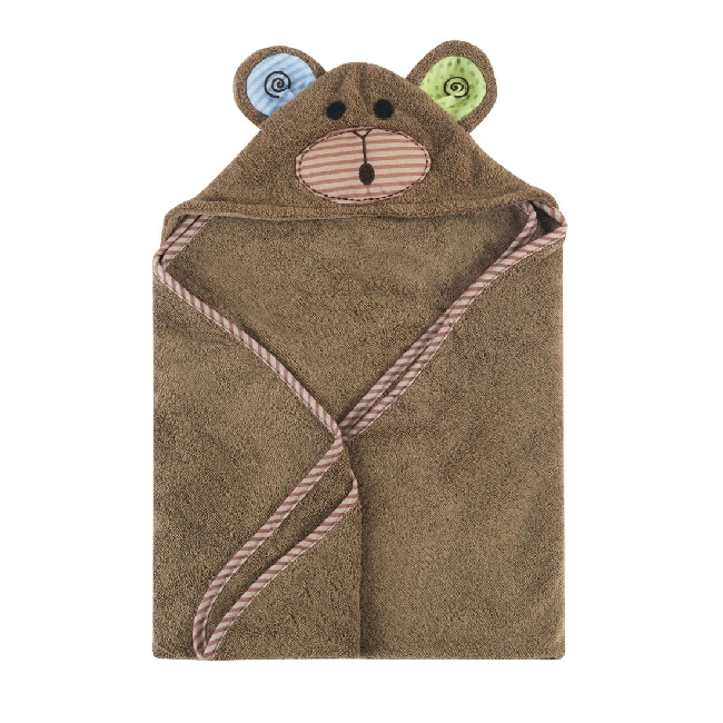 Baby Hooded Towel by Zoochini (0-18 months)