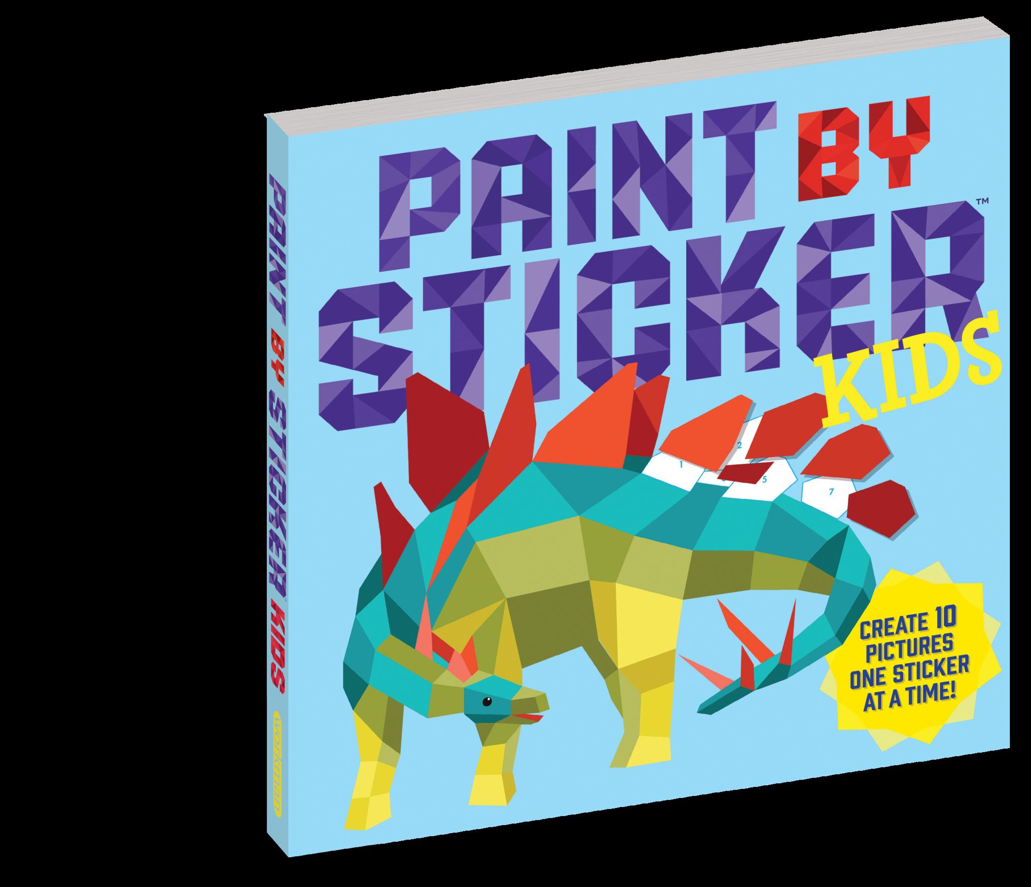 Paint by Sticker Kids (5+)
