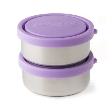 U-Konserve U-Konserve 2 Pack Round Stainless Steel Containers