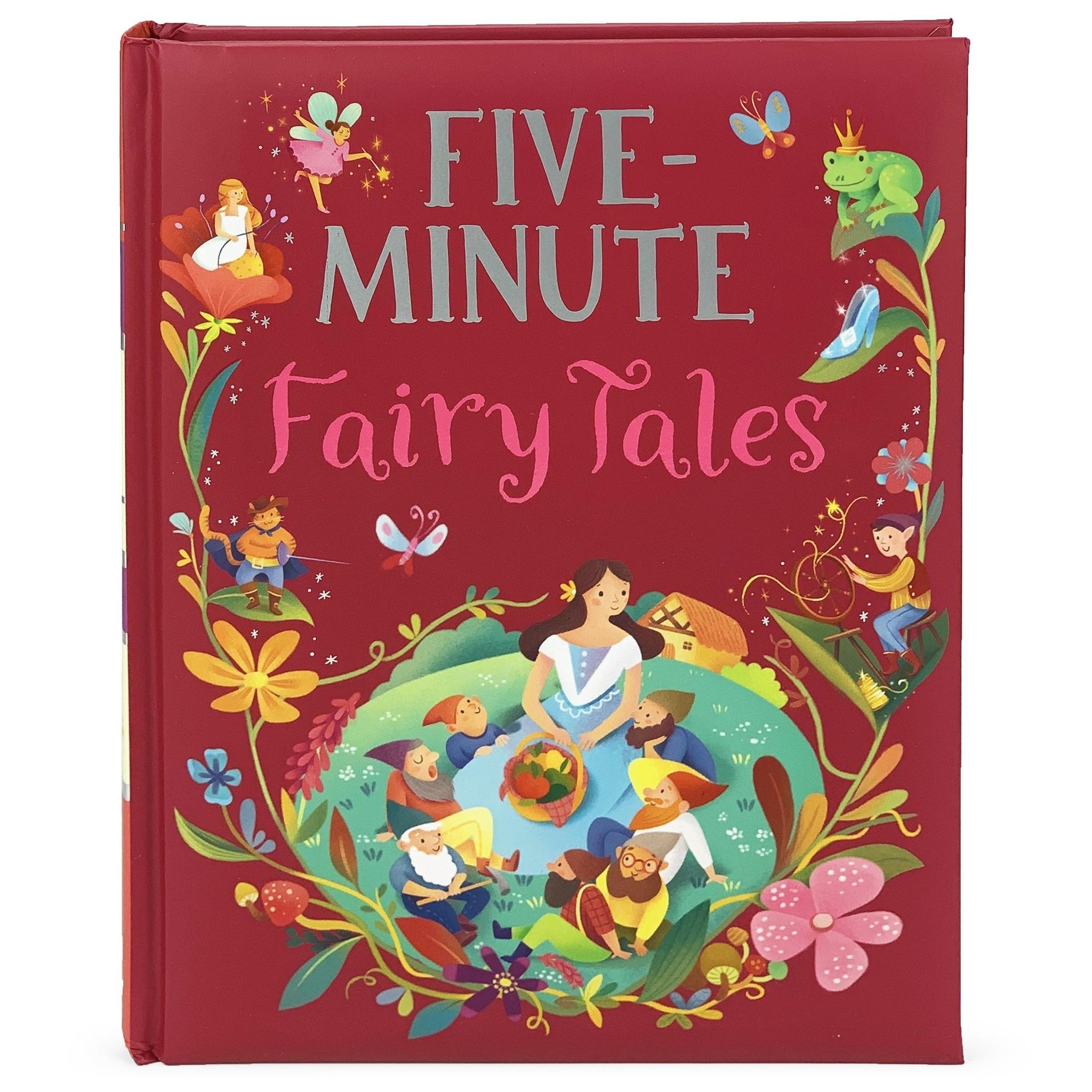 Five Minute Fairy Tales (3+)