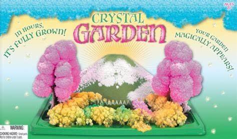 Schylling Crystal Garden
