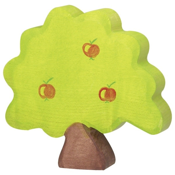 Holztiger Holztiger Apple Tree, Small 80217