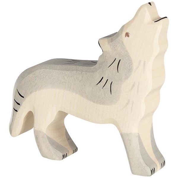 Holztiger Holztiger Wolf, Howling 80109