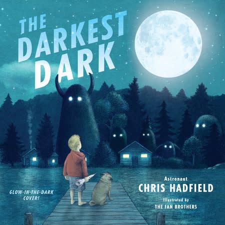 The Darkest Dark by Chris Hadfield (ages 3-7)