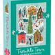 Galison Twinkle Town 130 piece mini puzzle (12+)