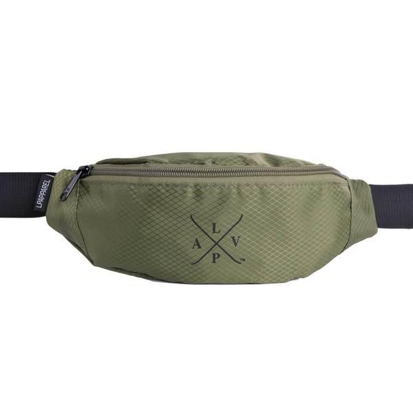 L & P Adjustable belt bag (Fanny bag) - Olive