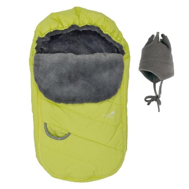 Perlimpinpin Perlimpinpin Carseat Cover & Hat