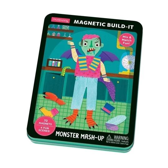 Mudpuppy mudpuppy magnetic build-it sets