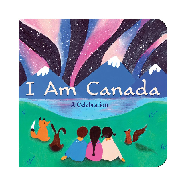 Scholastic I Am Canada: A Celebration by Heather Patterson (3+)