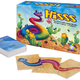 Gamewright Hisss: Colorful Snake-Making Card Game (4+)