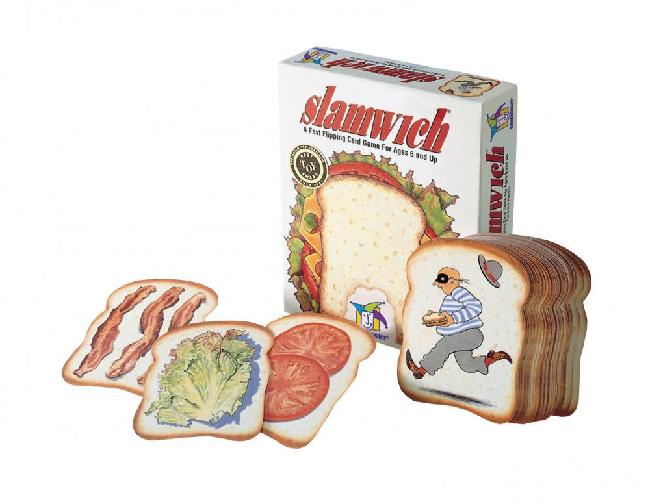 Gamewright Slamwich (6+)