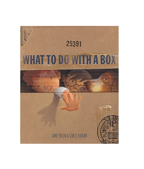 What To Do With A Box (3+)