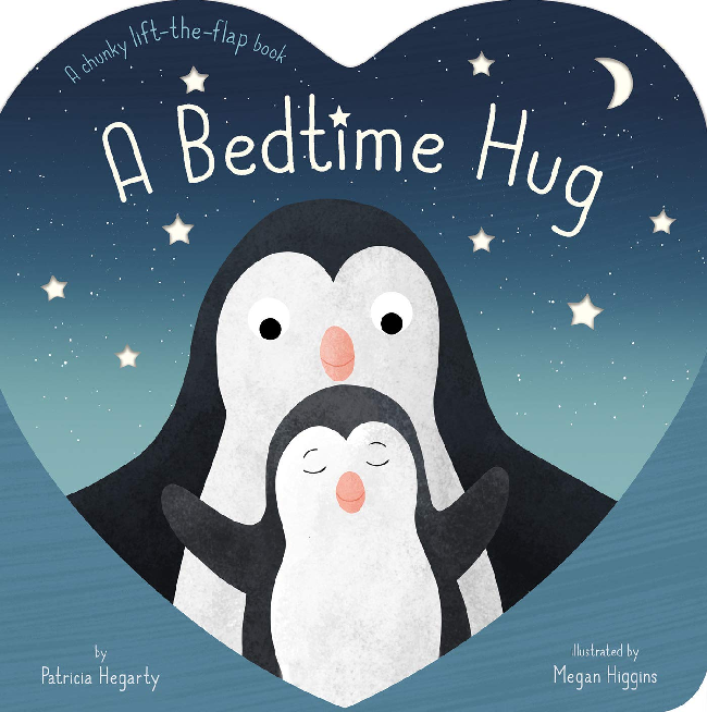 A Bedtime Hug by Patricia Hegarty (ages 2-5)