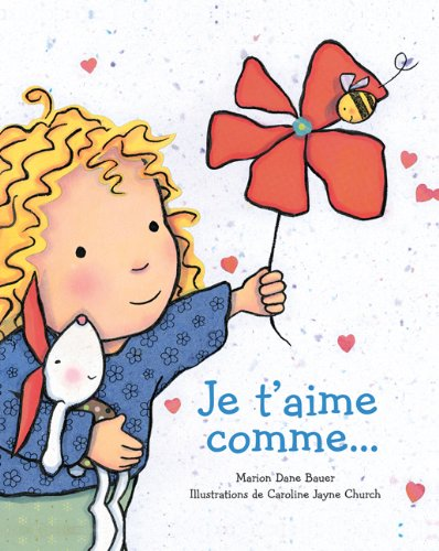 Je t'aime comme... by Marion