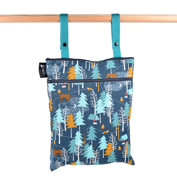 Colibri Colibri Double Duty Wet Bags
