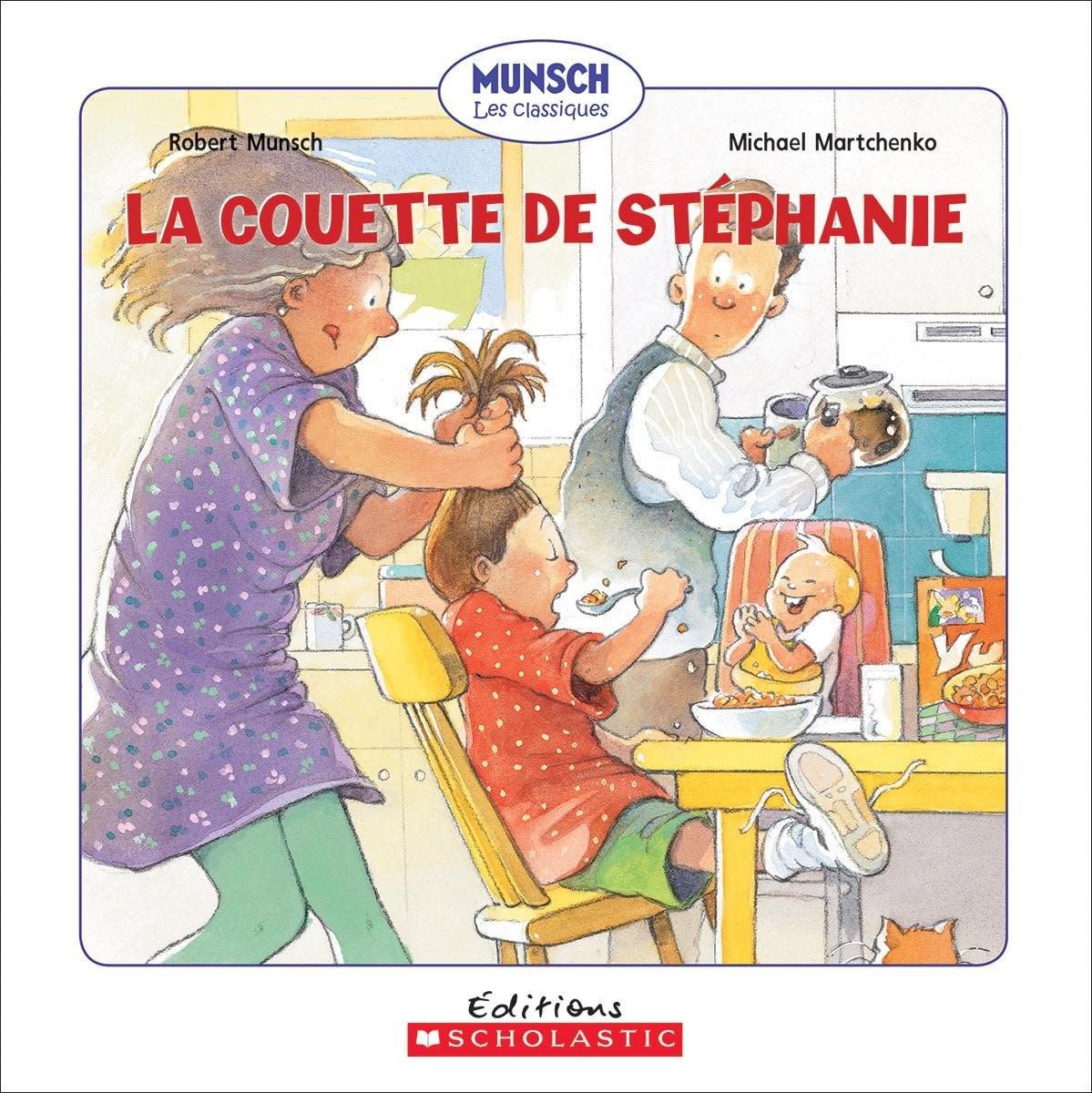 La couette de Stéphanie (3 à 8 ans)