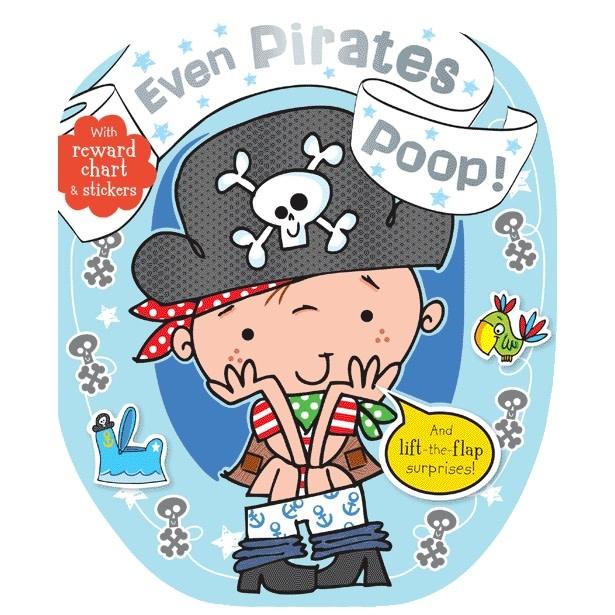 Make Believe Ideas Ltd. Even Pirates Poop! (18m+)
