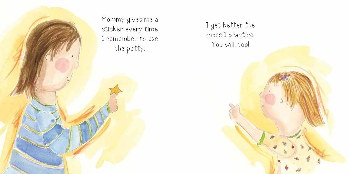 Big Girls Go Potty by Marianne Richmond (1+)