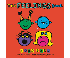 The Feelings Book (2+)