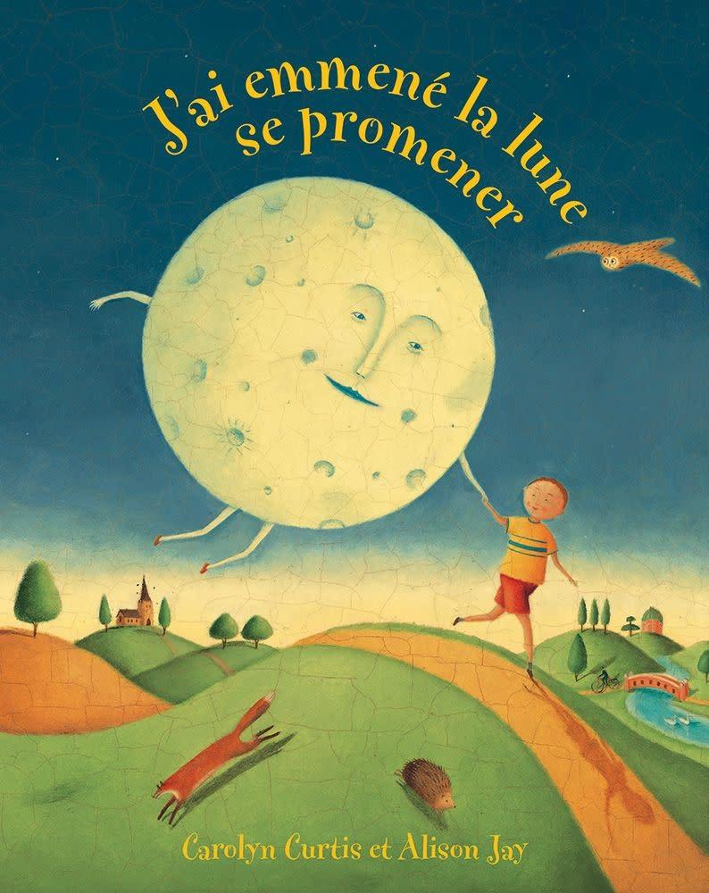 Barefoot Books J'ai emmené la lune se promener (1-7 ans)