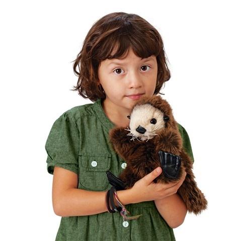 Folkmanis Baby Sea Otter