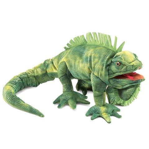 Folkmanis Iguana