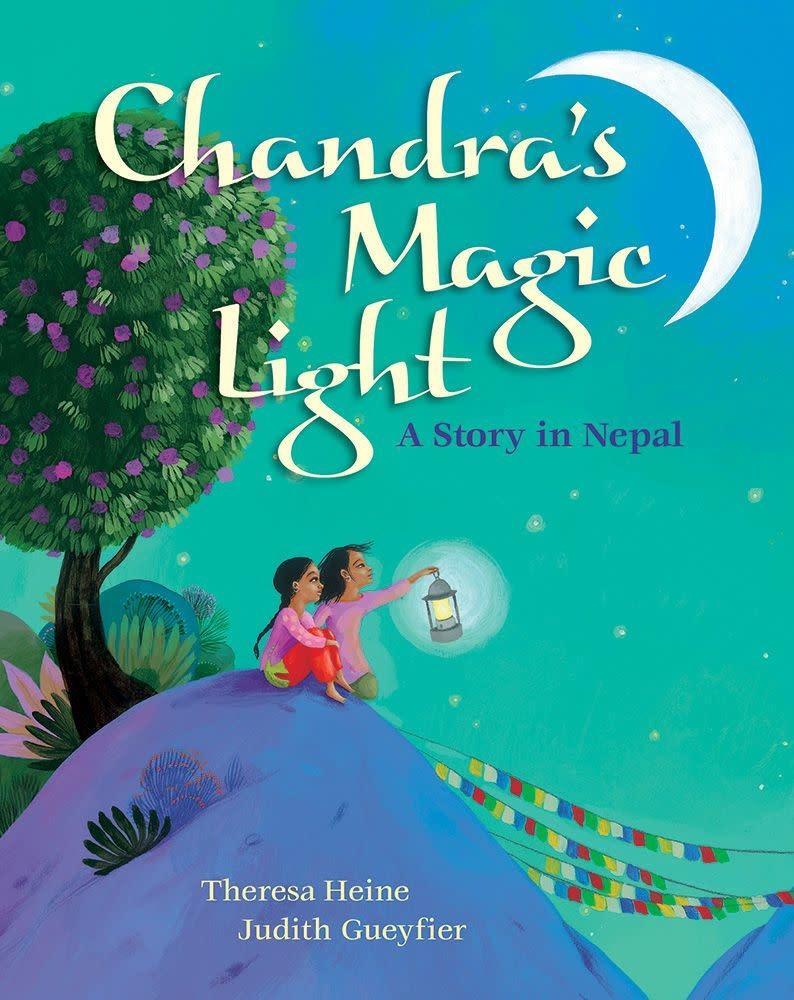 Barefoot Books Chandra's Magic Light (ages 5-10)