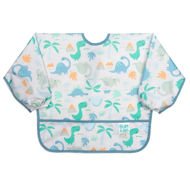 Bumkins Bumkins sleeved bib (6-24 months)