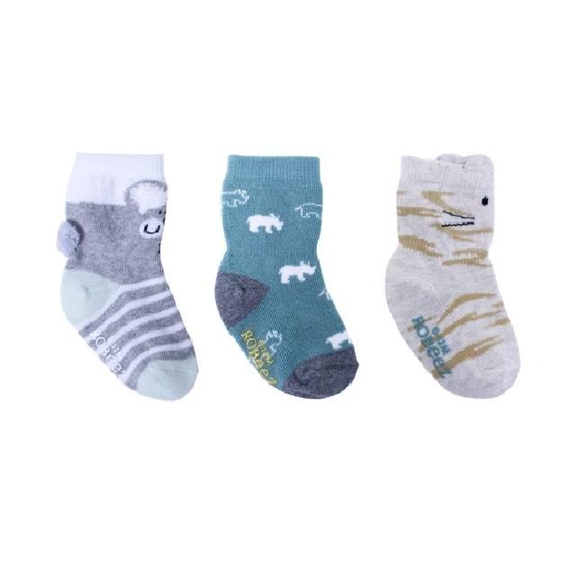 Robeez Robeez baby socks (3 pairs)