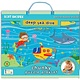 Deep Sea Dive Chunky Puzzle Playset (2+)