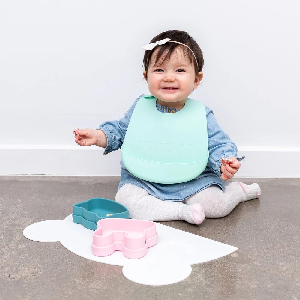 Catchie Silicone Bibs (2-pack)