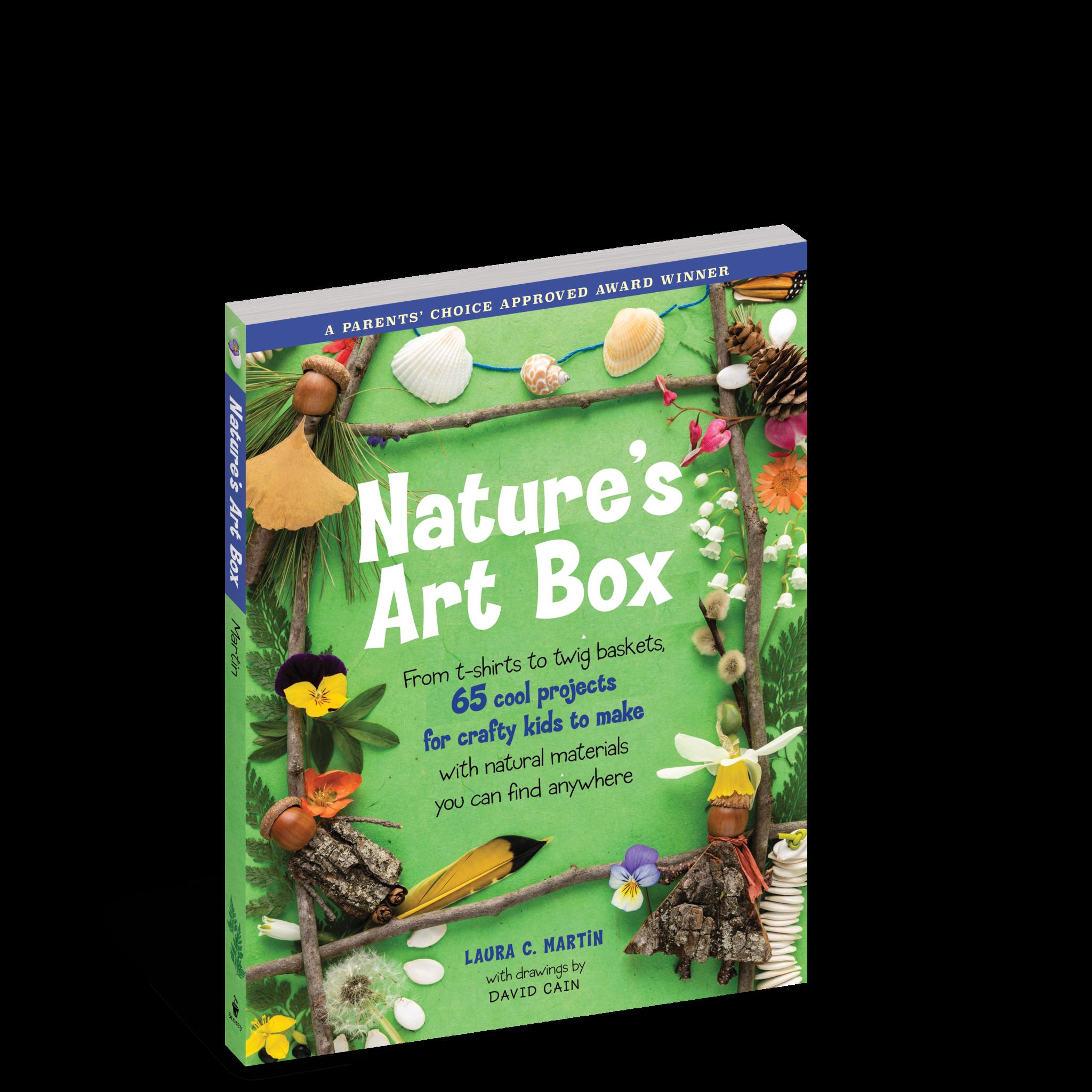 Nature's Art Box (6+)