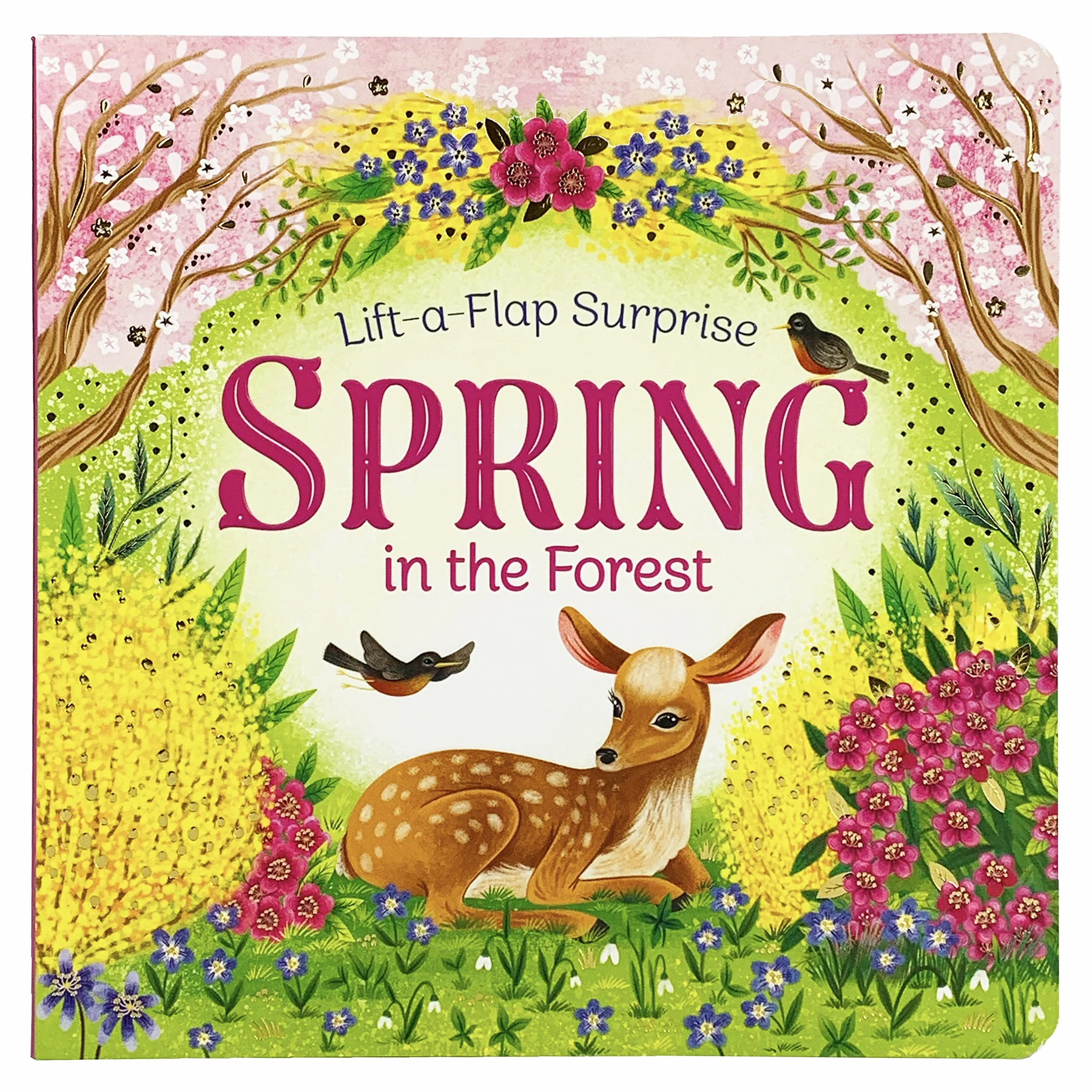 Spring in the Forest (18m+)