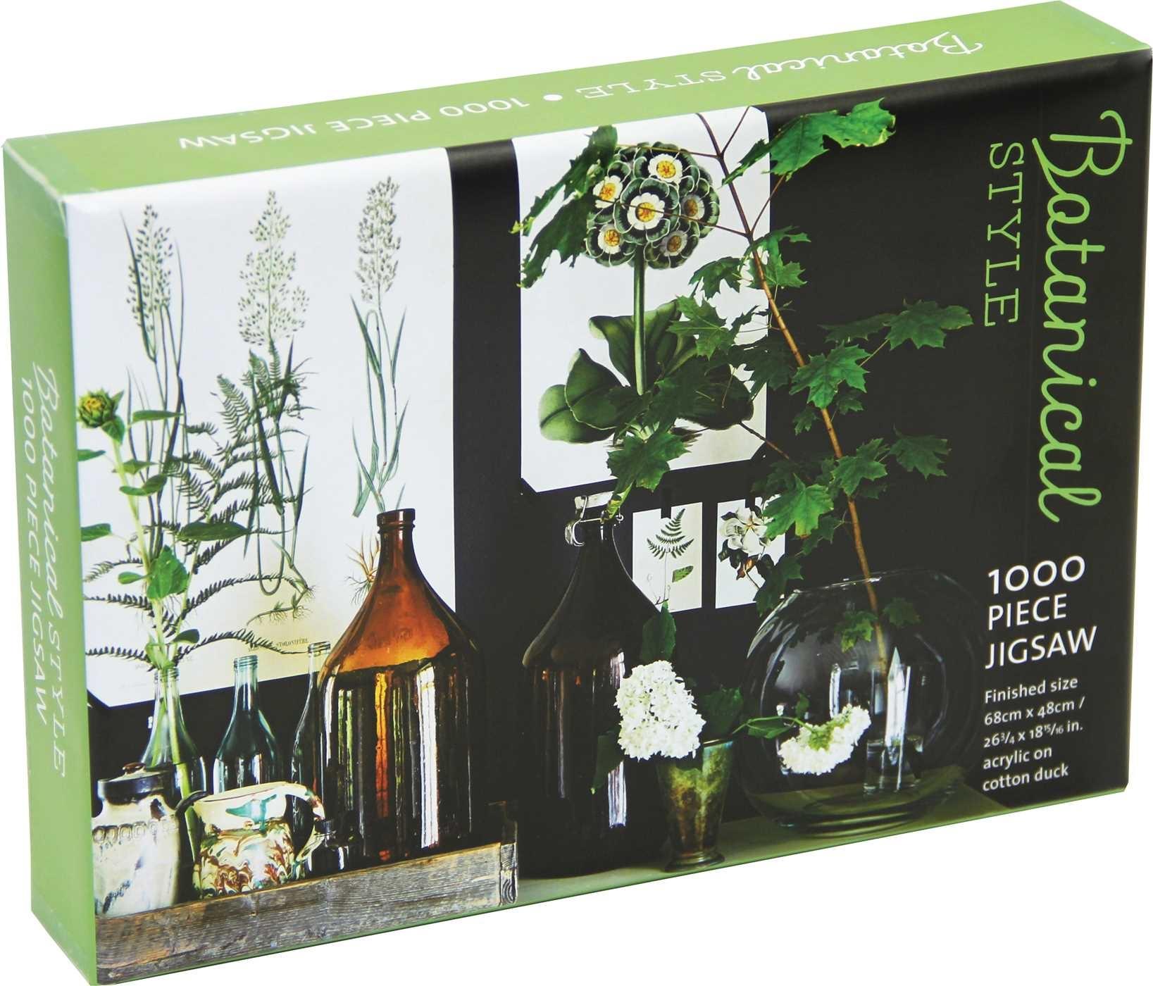 Botanical Style (1000 pcs)