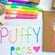 OOLY Magic Puffy Pens (3+)