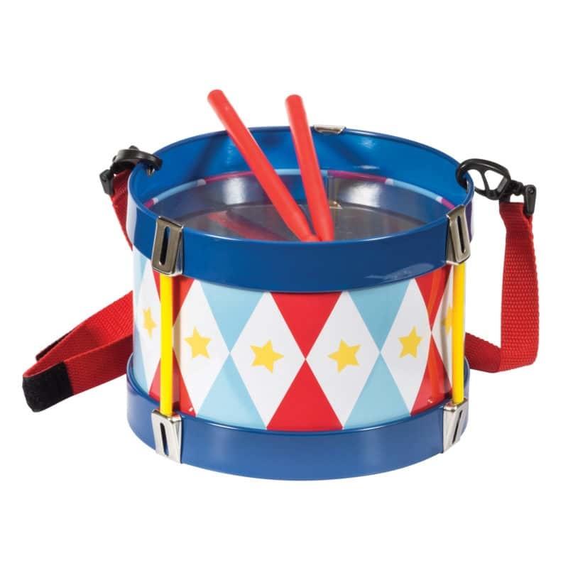 Schylling Little Tin Drum (3+)