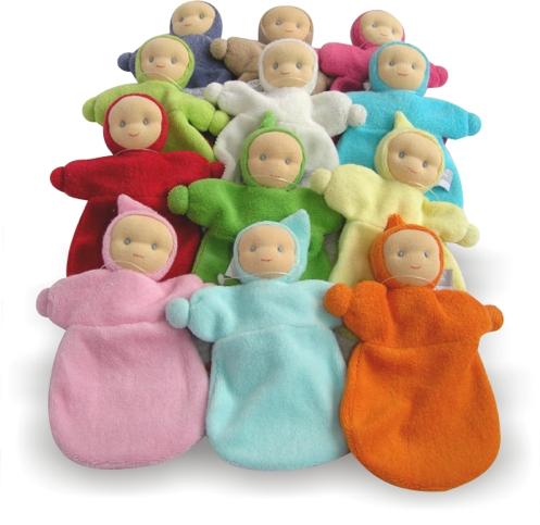 Baby Belle bonding dolls by Hoppa (0+)